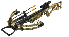 PSE 14 Enigma Crossbow Package 150# Skull Works Camo